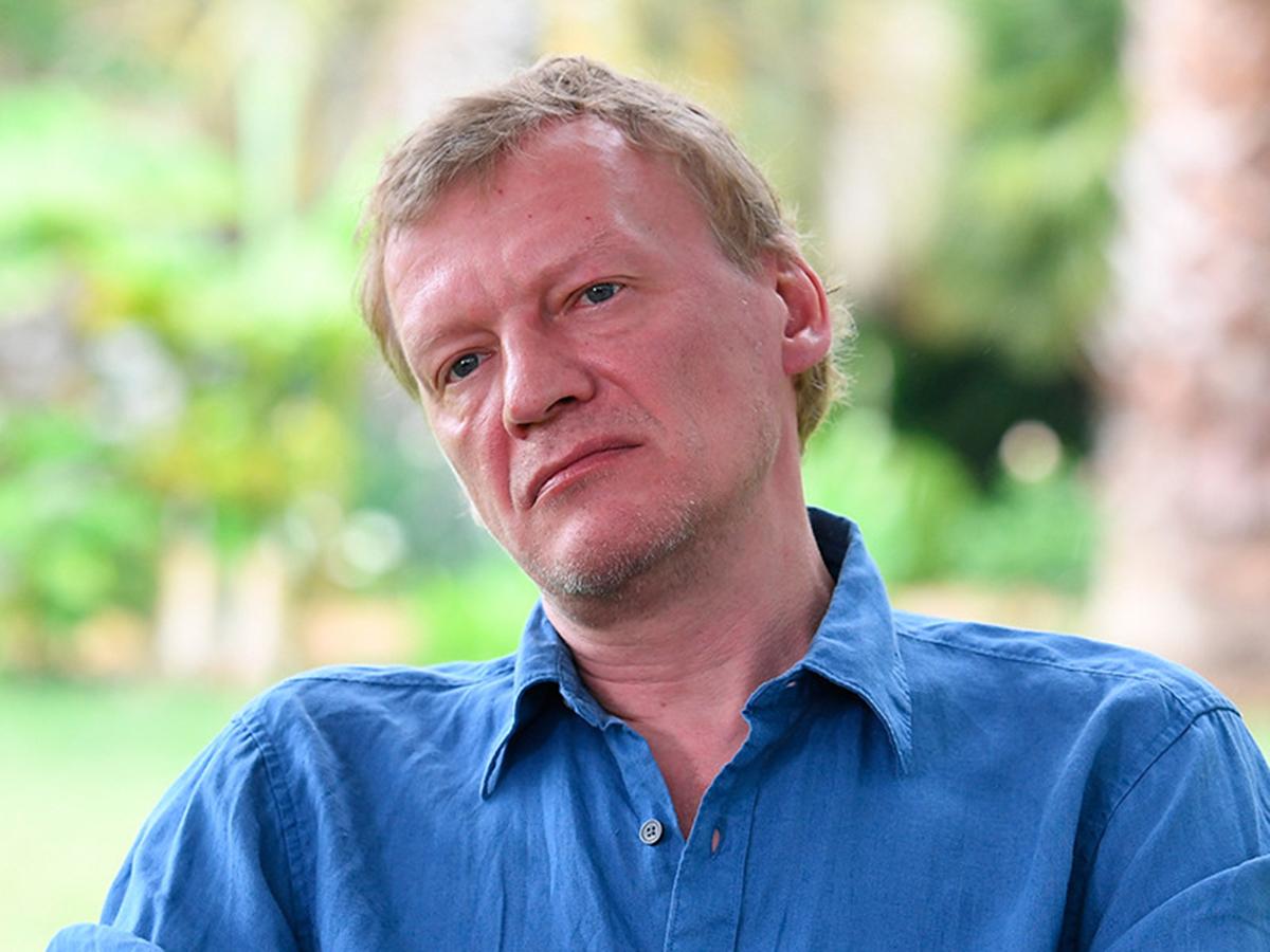 Алексей Серебряков