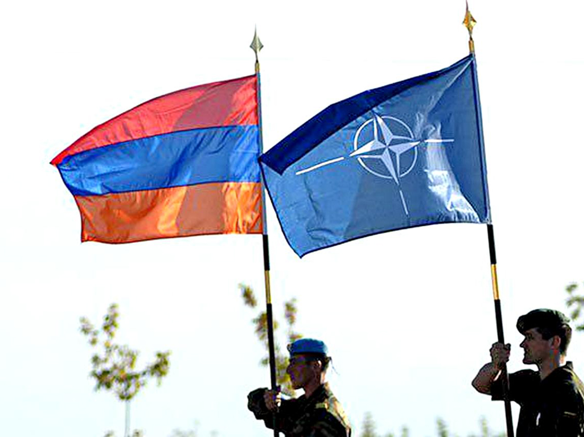 Армения примет участие в антироссийских учениях с военными из НАТО (ФОТО)