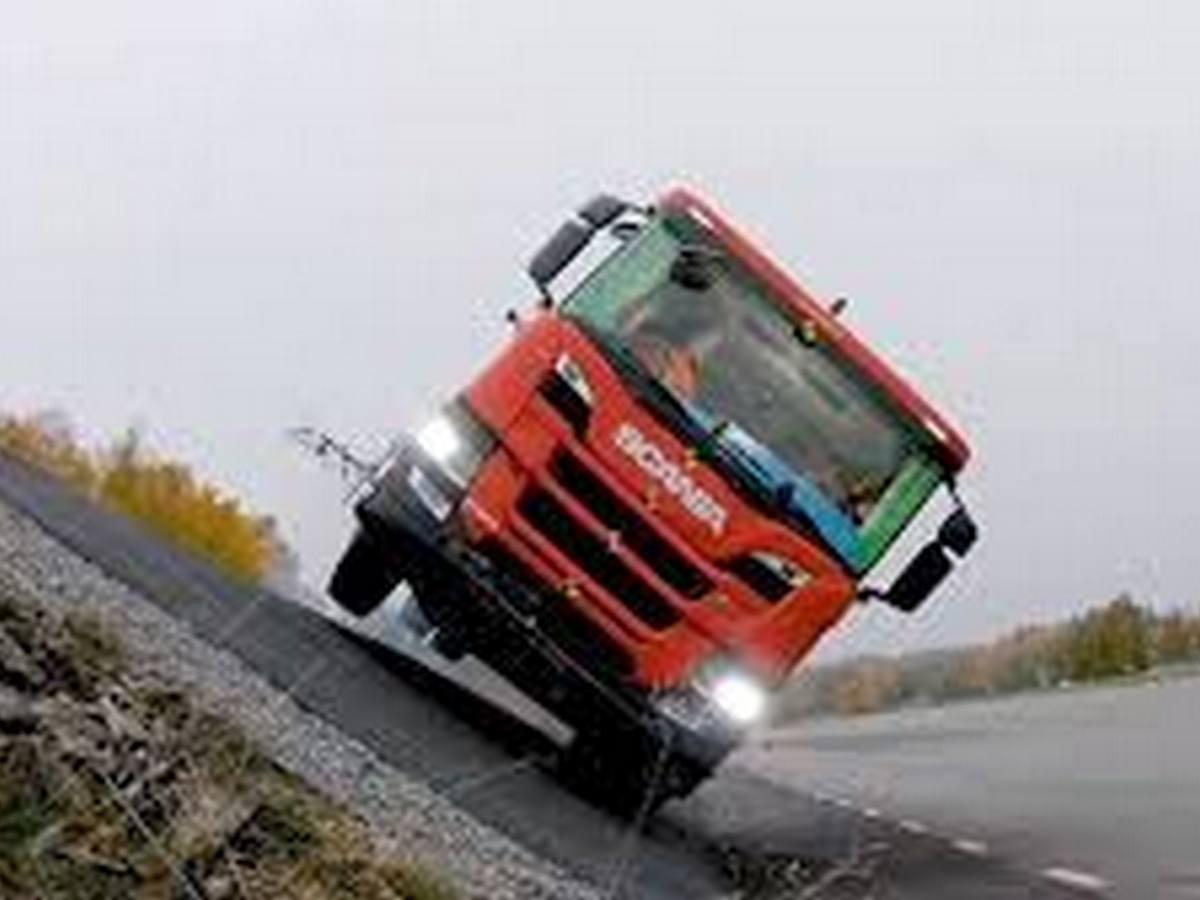 Видео краш-тестов грузовиков собрало 5,6 млн просмотров