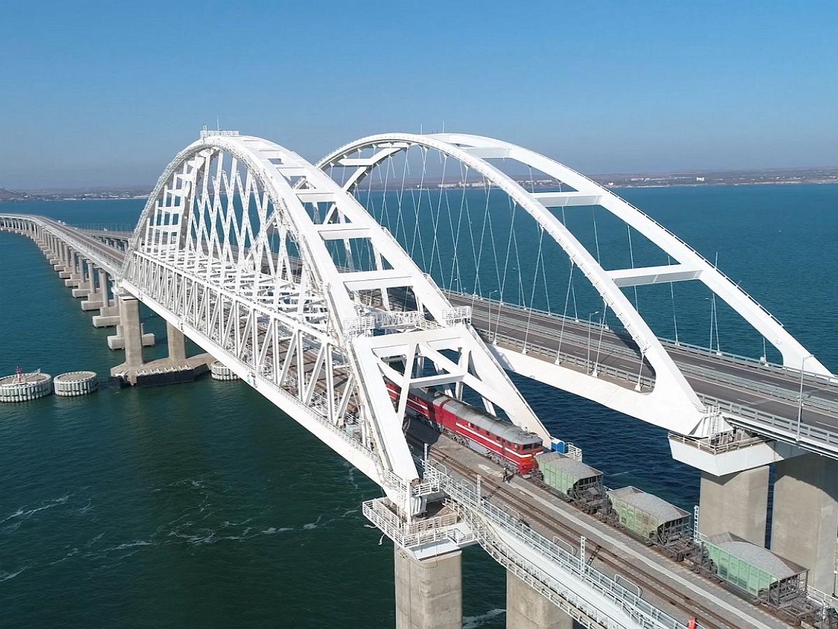 Украинский специалист по геологии озвучил новый сценарий разрушения Крымского моста