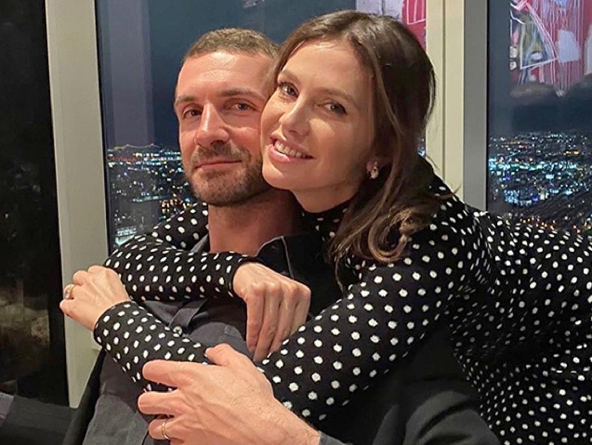 Экс-жена Абрамовича Даша Жукова родила третьего ребенка