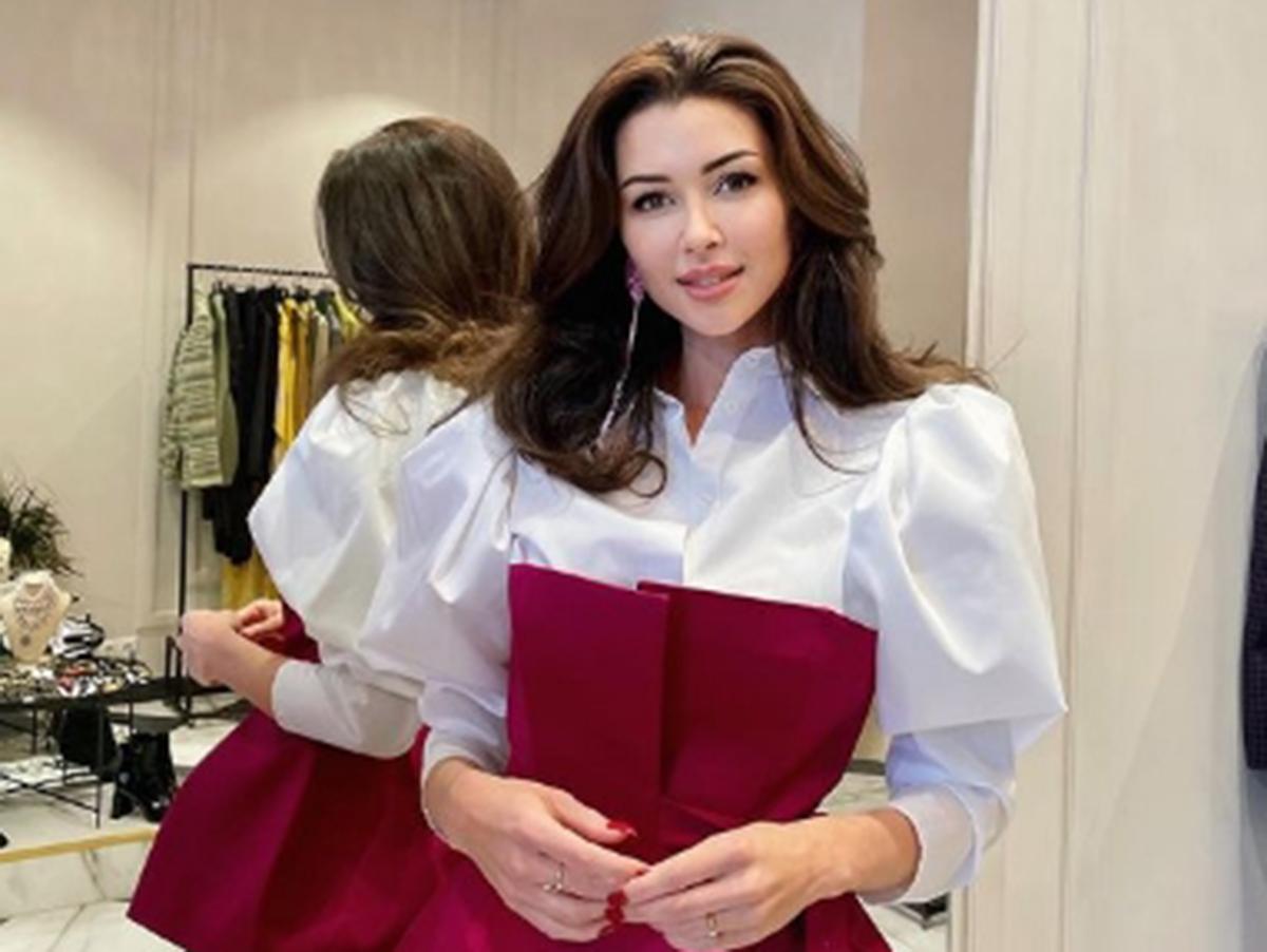 Дочь Заворотнюк Анна