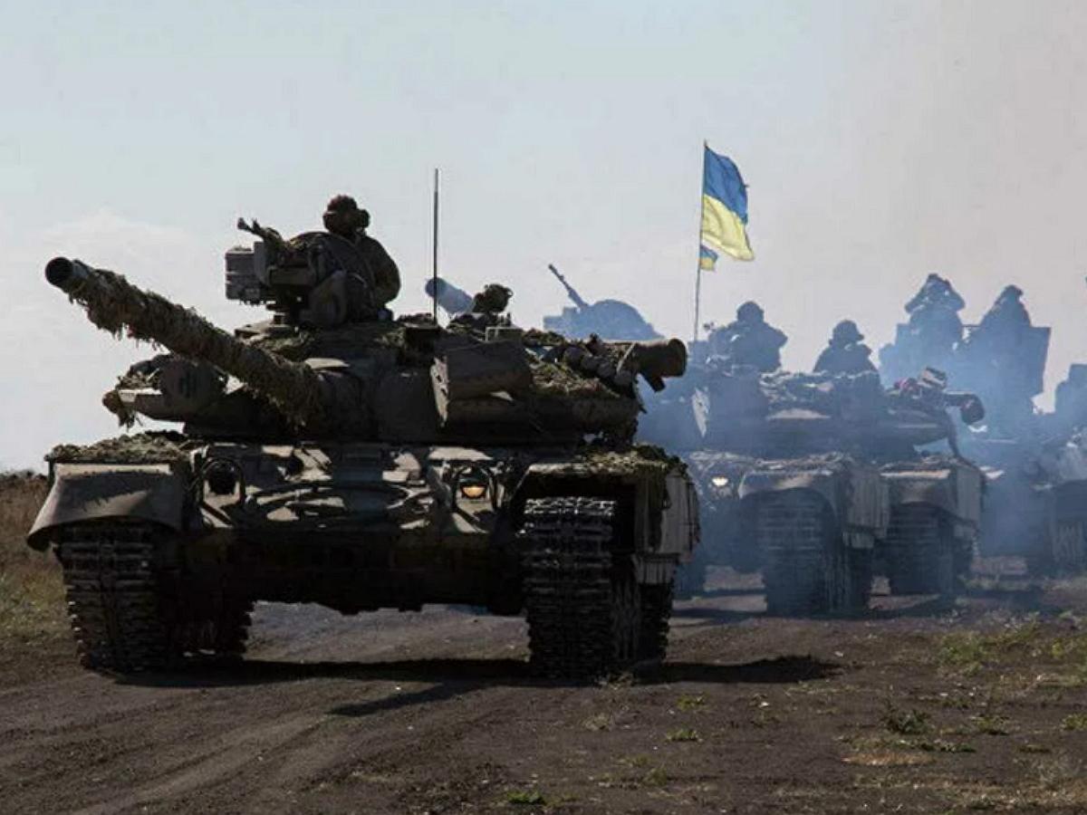 ВСУ заявил о подготовке к полномасштабному наступлению в Донбассе