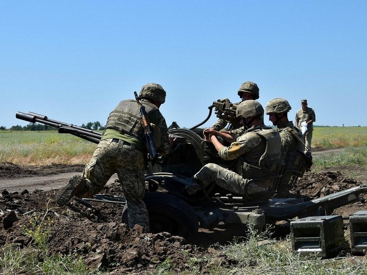 Военный эксперт раскрыл, какой ответ приготовила Россия в случае вторжения ВСУ в Донбасс