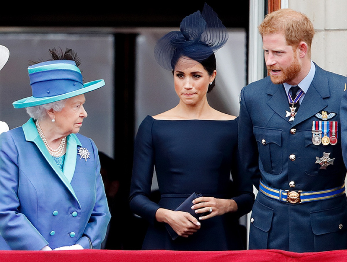 Елизавета II сделает важное заявление после скандального интервью Гарри и Меган Маркл