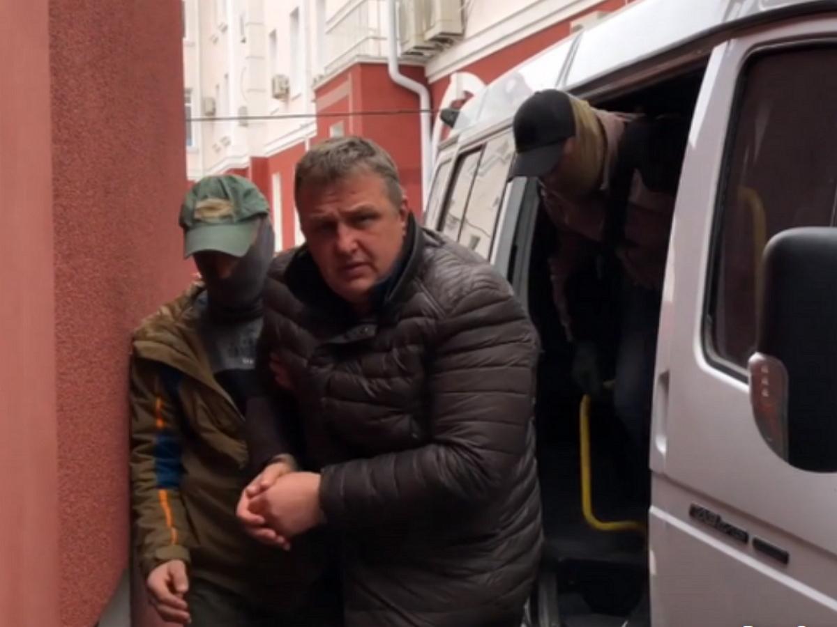 В Крыму ФСБ удалось задержать агента Украинских спецслужб