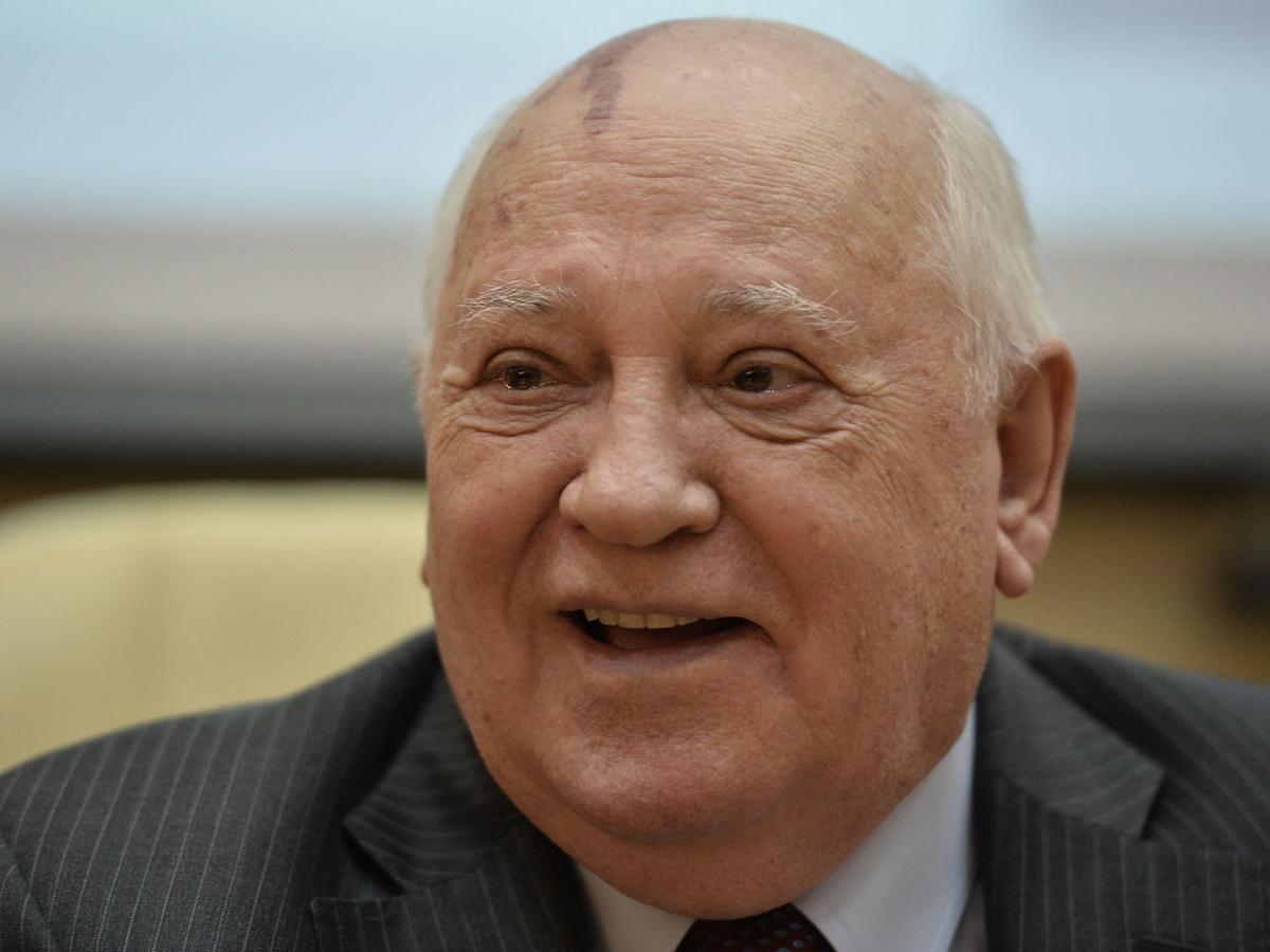 Горбачев стал рекордсменом по продолжительности жизни среди глав СССР