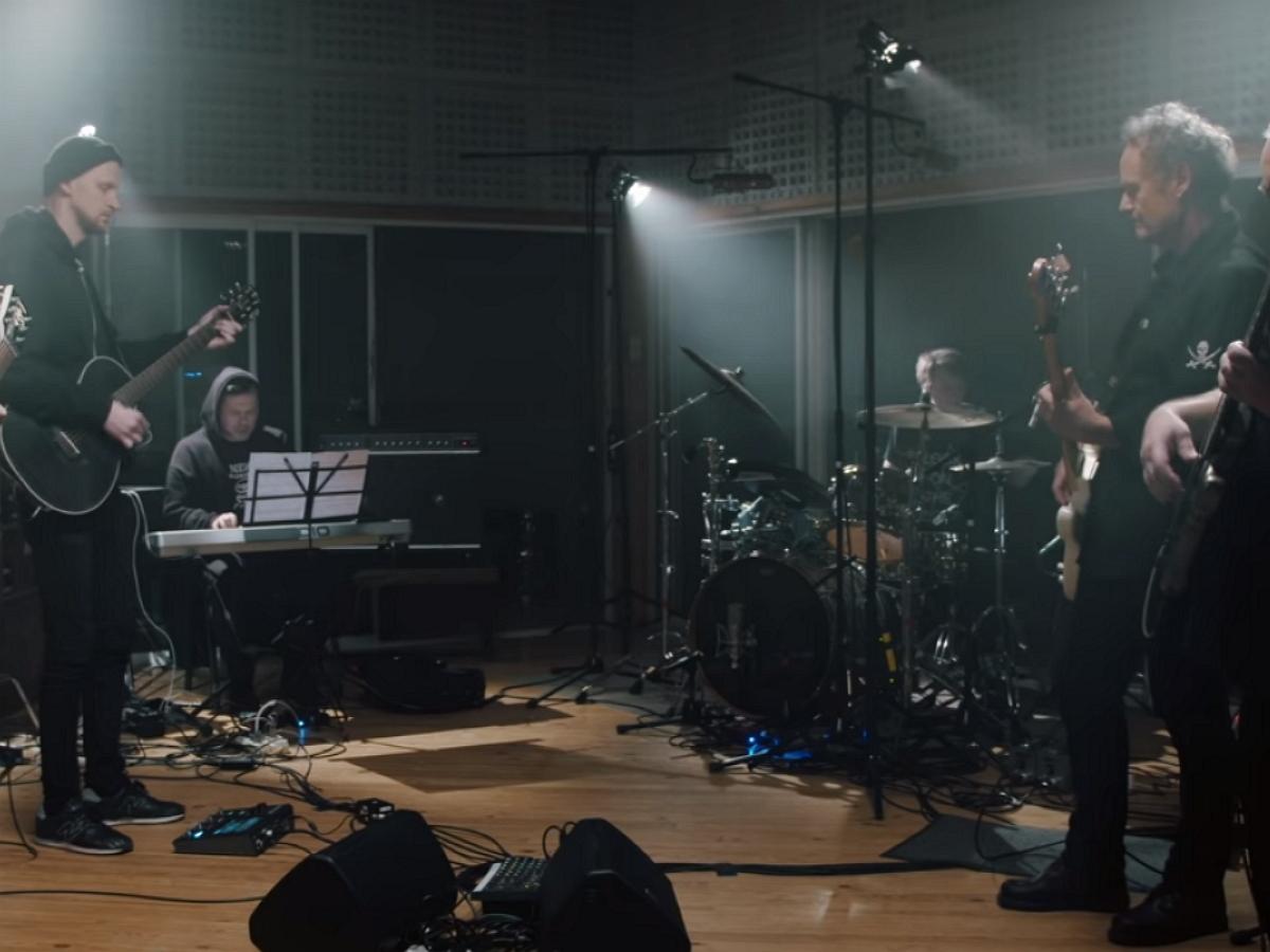 Группа «Кино» выпустила фильм-концерт «Кино в Севкабеле»