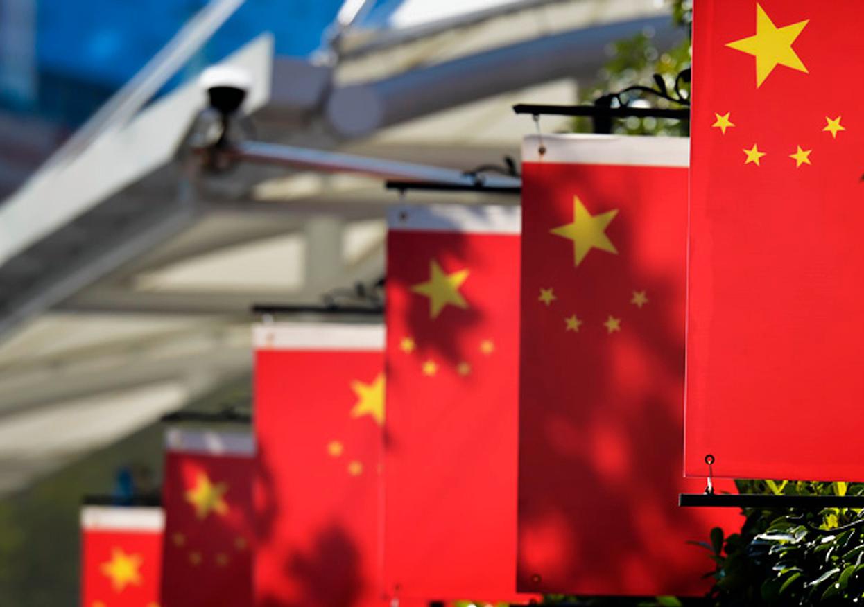 Китай санкции против ЕС
