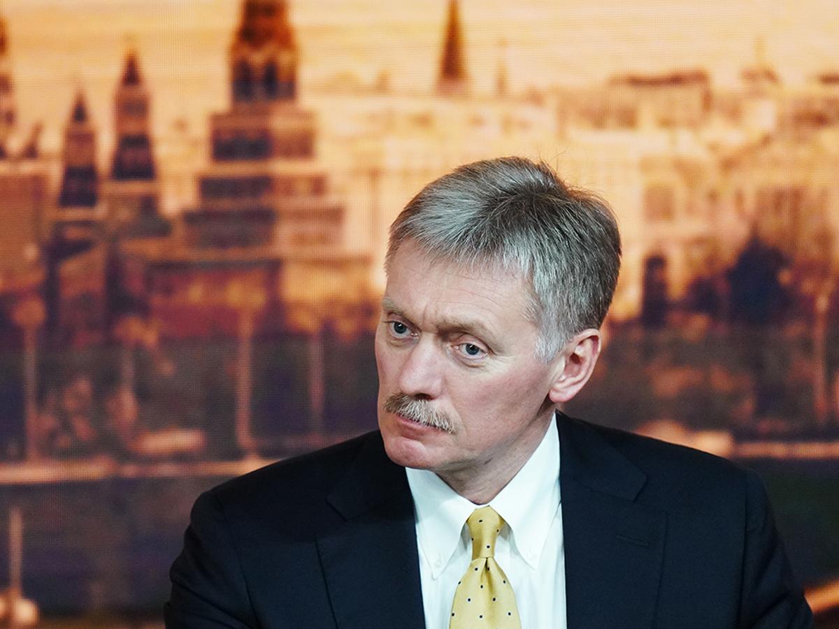 Кремль о словах Байдена о Путине