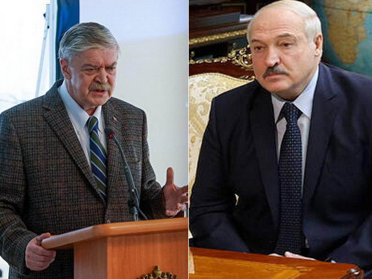 Лукьянов и Лукашенко