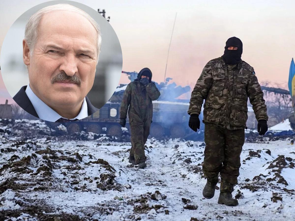 Лукашенко Донбасс