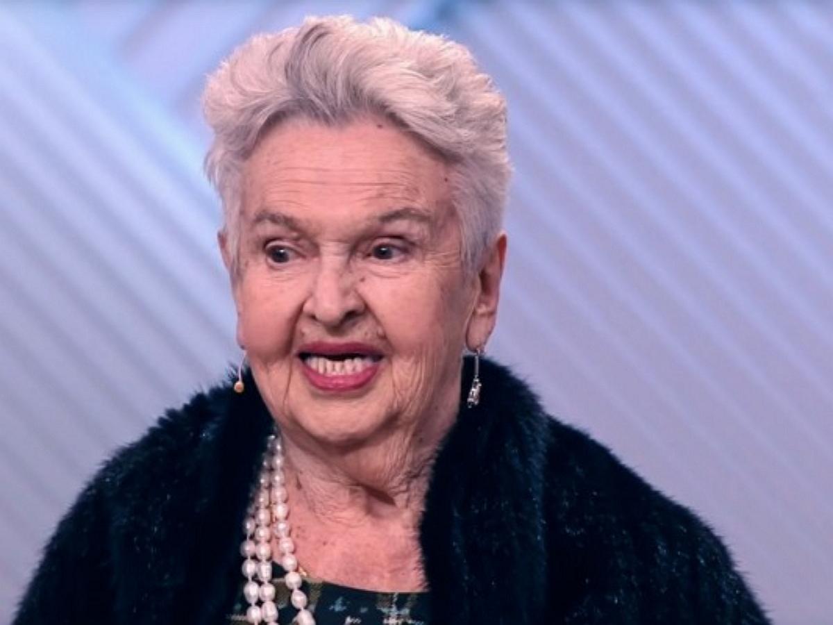 На похоронах Людмилы Лядовой стало известно о смерти ее мужа