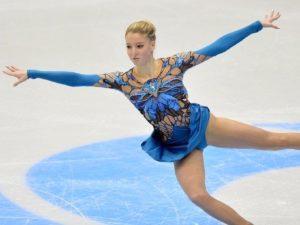 Российскую фигуристку Марию Сотскову дисквалифицировали на 10 лет