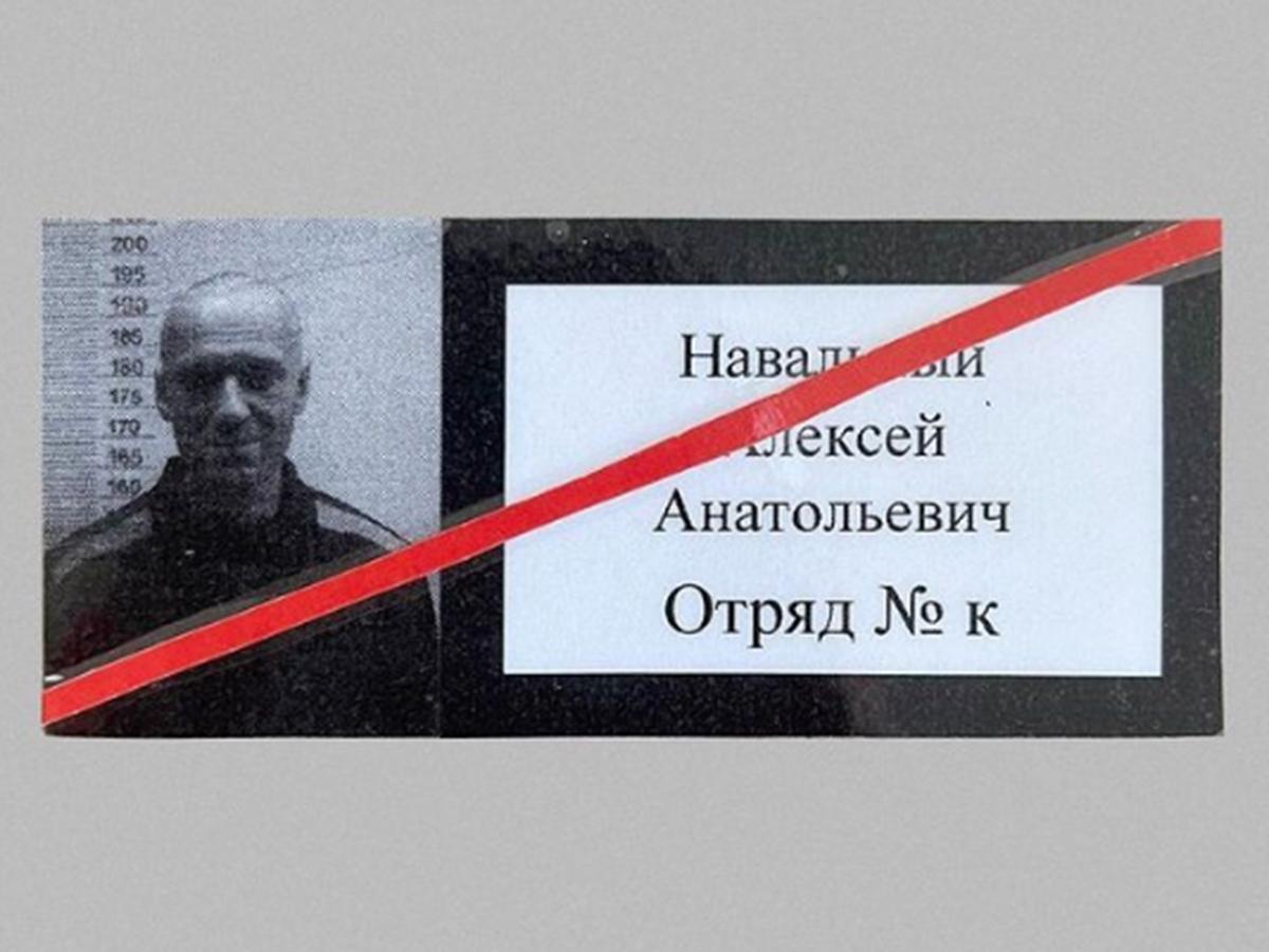"""""""Отчитывали, сидя под портретом Путина"""": Навальный рассказал, за что получил шесть выговоров в колонии (ФОТО)"""