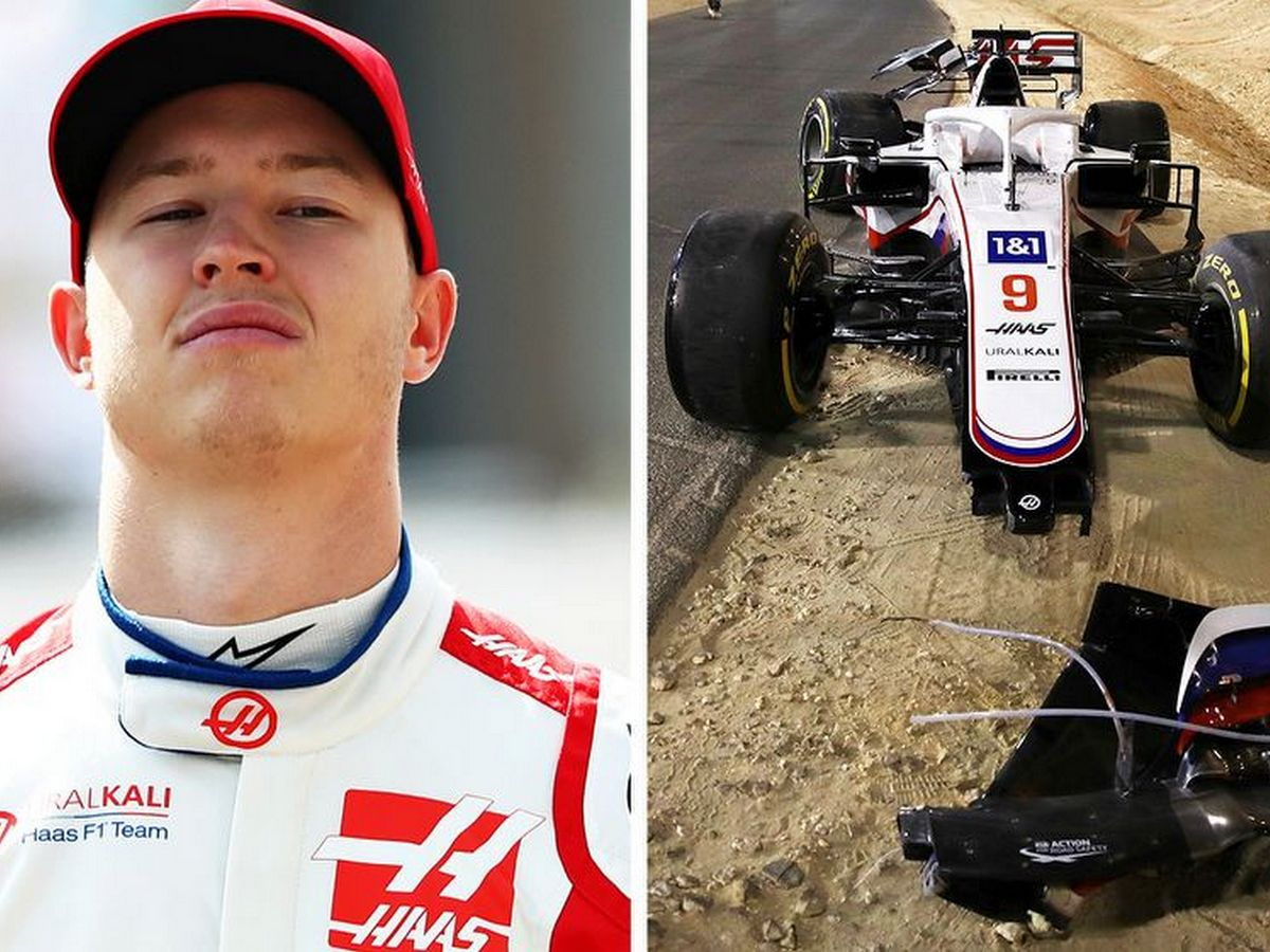 Сын миллиардера дебютировал на Формуле-1 и попал в аварию на первом же круге