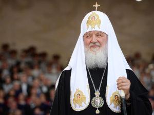Патриарх отдыхает, идите к черту