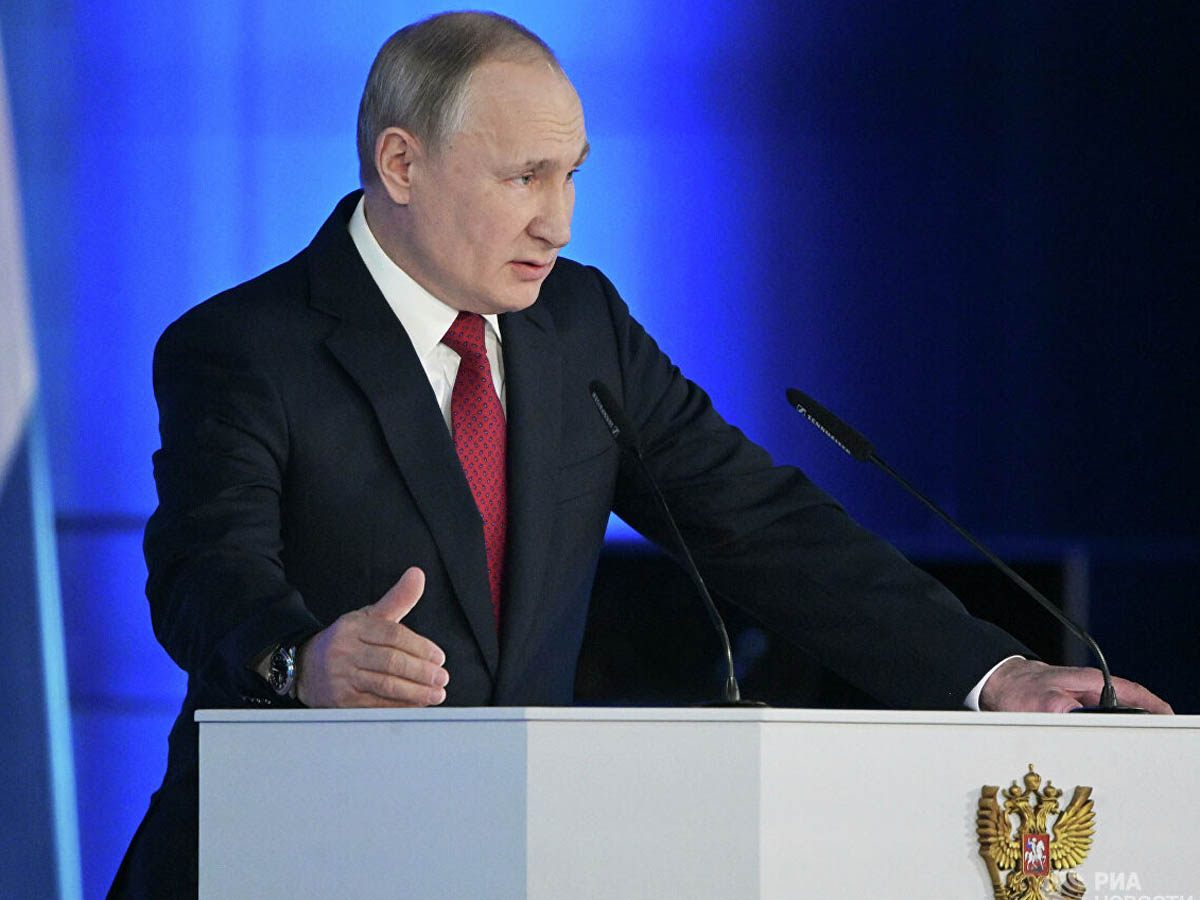 Политолог о предупреждении Путина по ЛДНР