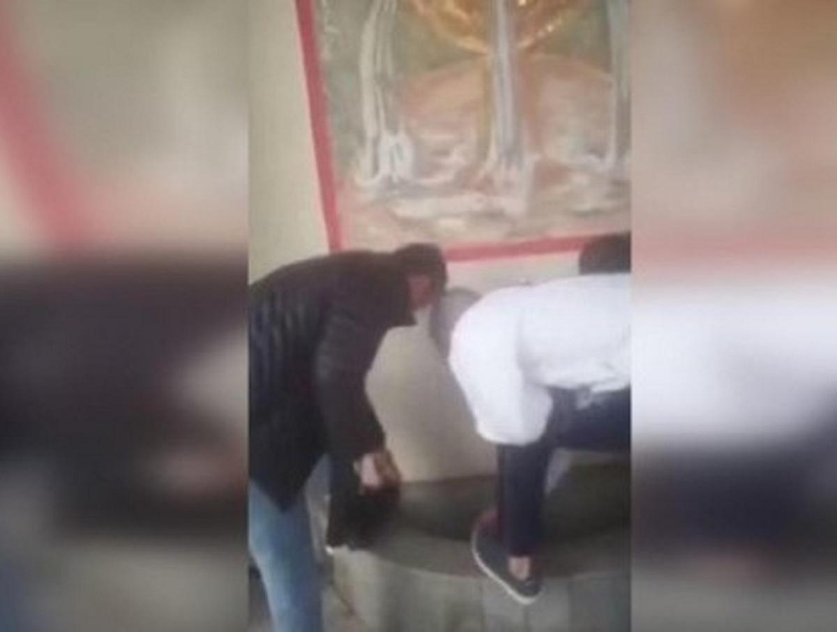 Военных из Дагестана, помывших обувь в часовне Калининграда, наказал суд
