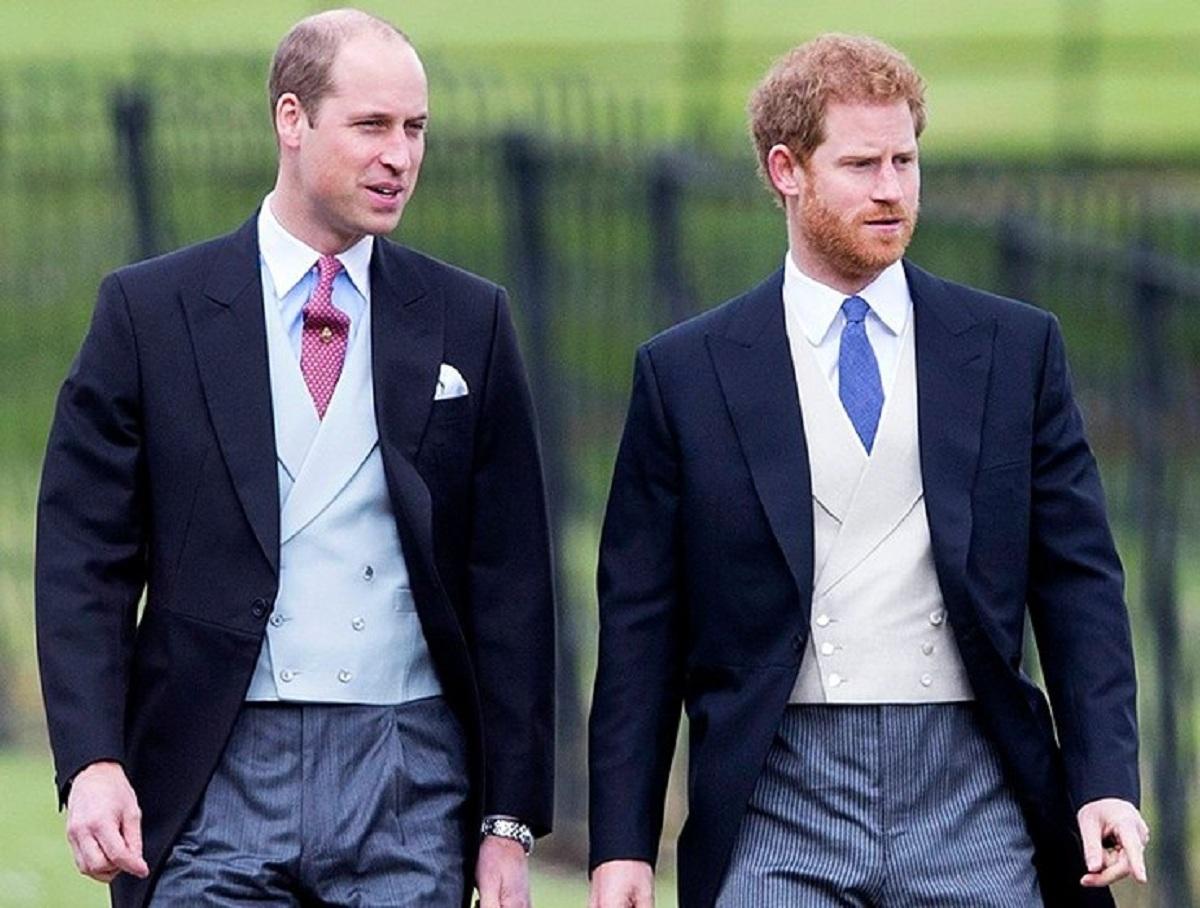 «Мама гордилась бы тобой»: письмо принца Уильяма брату Гарри растрогало всех