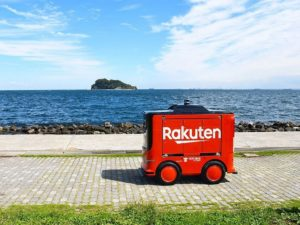 Беспилотные автокары-курьеры усовершенствуют работу интернет-магазинов