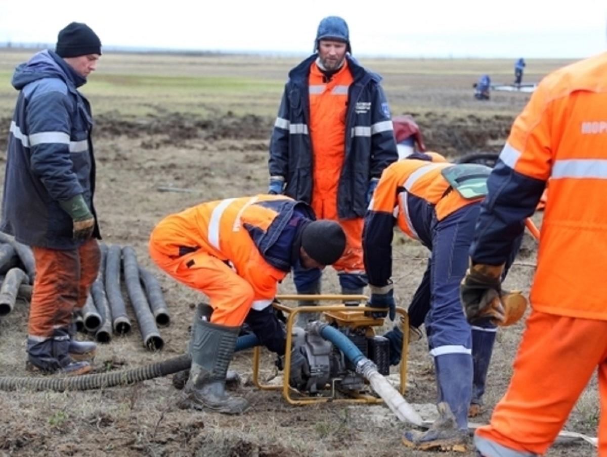ФСИН готова отправлять российских заключенных на расчистку Арктики