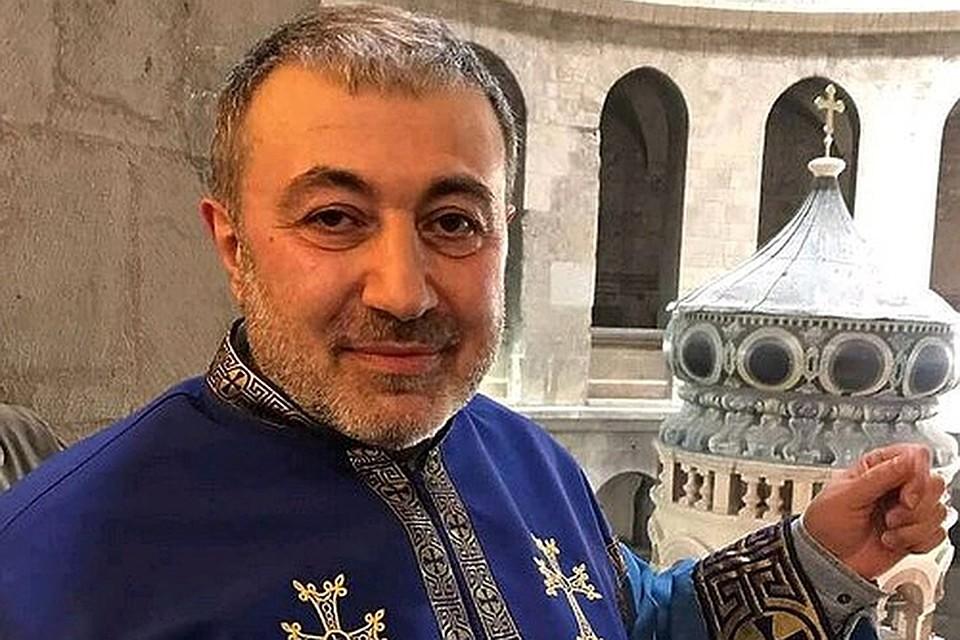 СК дело на отца Хачатурян