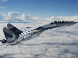 Российский истребитель Су-35 назвали одним из самых красивых в мире