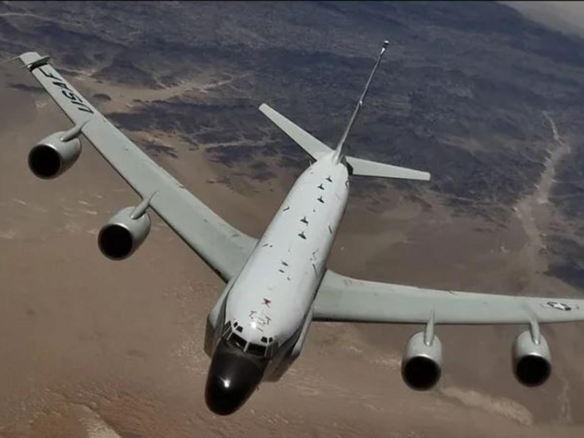 Самолет НАТО провокация у Крыма