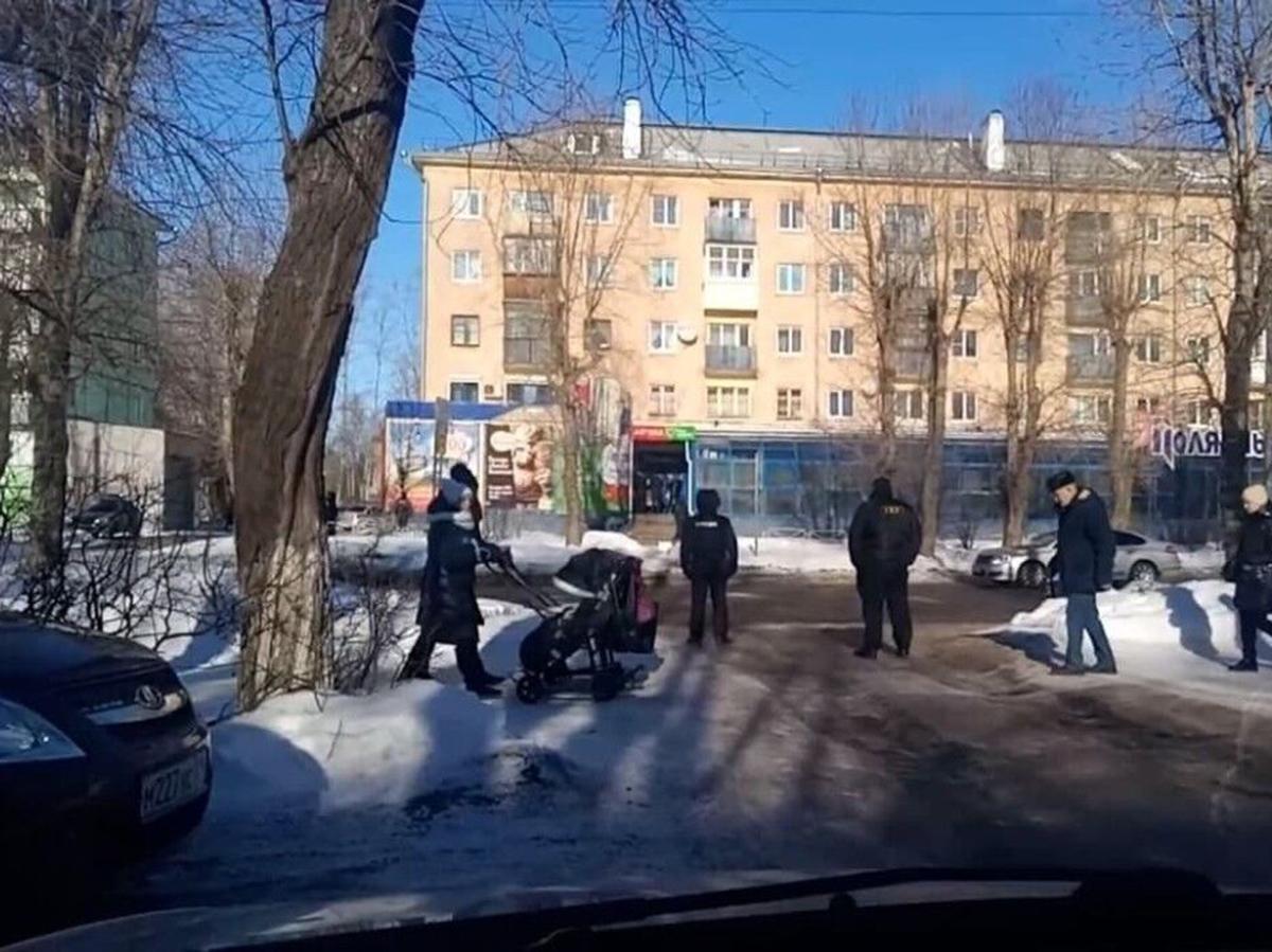 Мужчина взял в заложники в Северодвинске