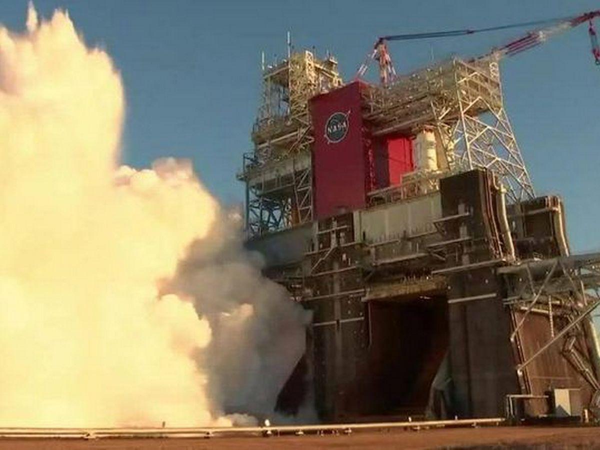 Пользователи отметили видео испытаний самой мощной в мире ракеты 5 тысячами лайков