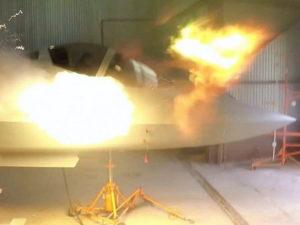 Стрельба Су-57