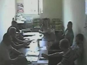 Видео с Тихановской