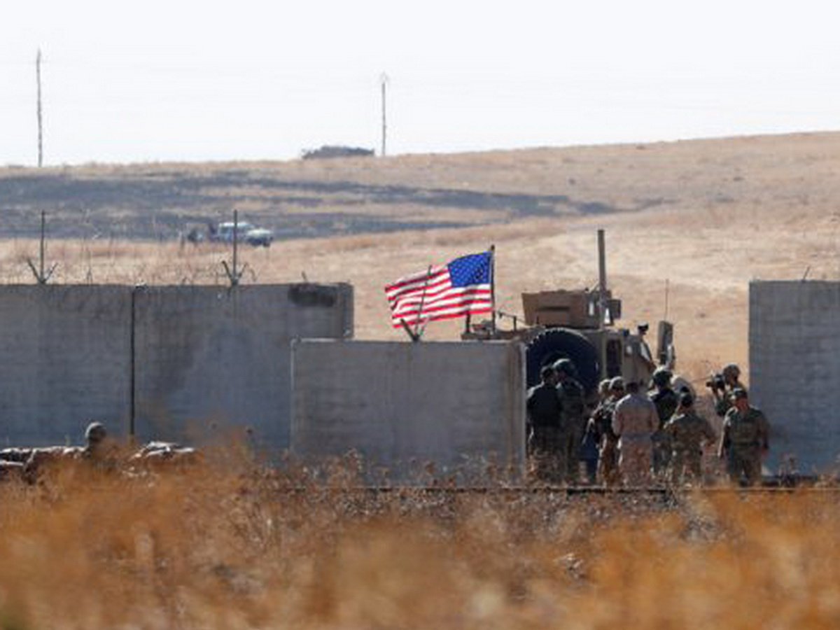 В Сирии неизвестные уничтожили американскую базу