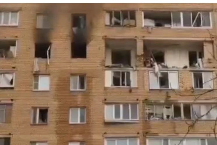В жилом доме в Химках при взрыве погиб человек