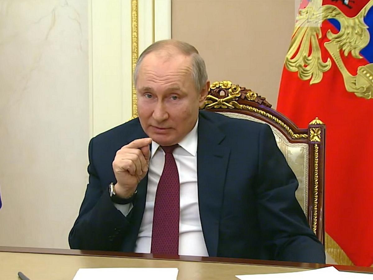 Путин предложил Байдену дискуссию в прямом эфире. В Белом доме уже отреагировали (ВИДЕО)