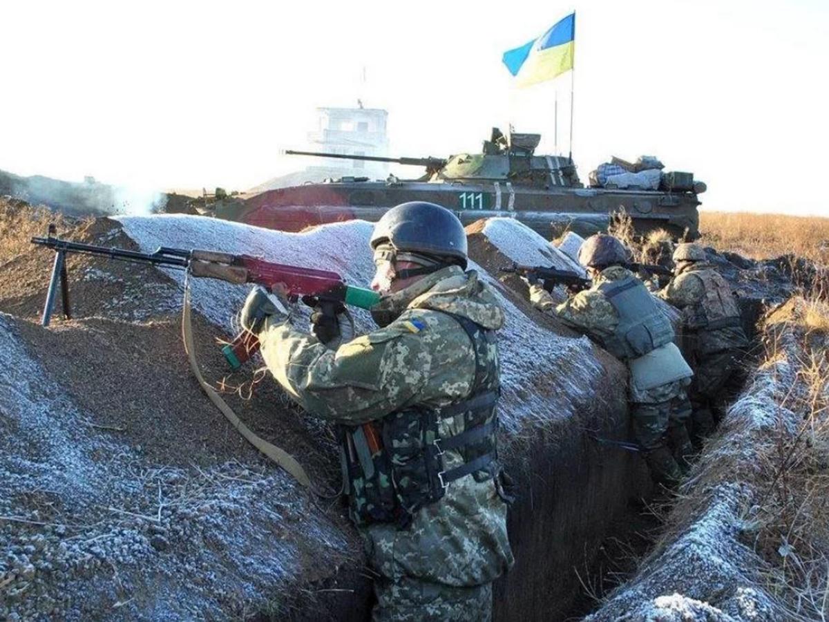 СМИ: бойцы ВСУ отказались выполнять приказ в Донбассе