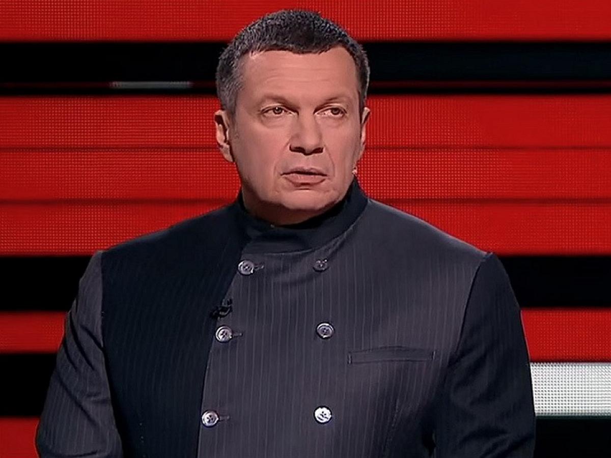 В МВД начали проверку после заявлений Соловьева о Гитлере