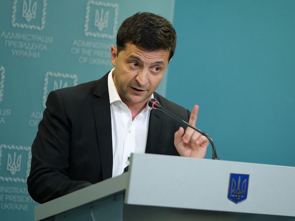 Зеленский задекларировал квартиру вКрыму