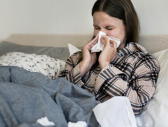 Врач назвала способы остановить простуду
