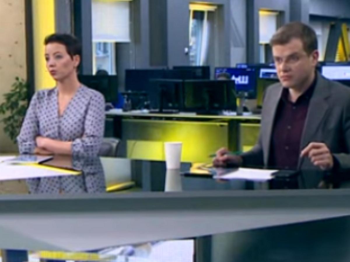 Житель ЛНР в прямом эфире украинское ТВ обескуражил ведущих словами о Донбассе