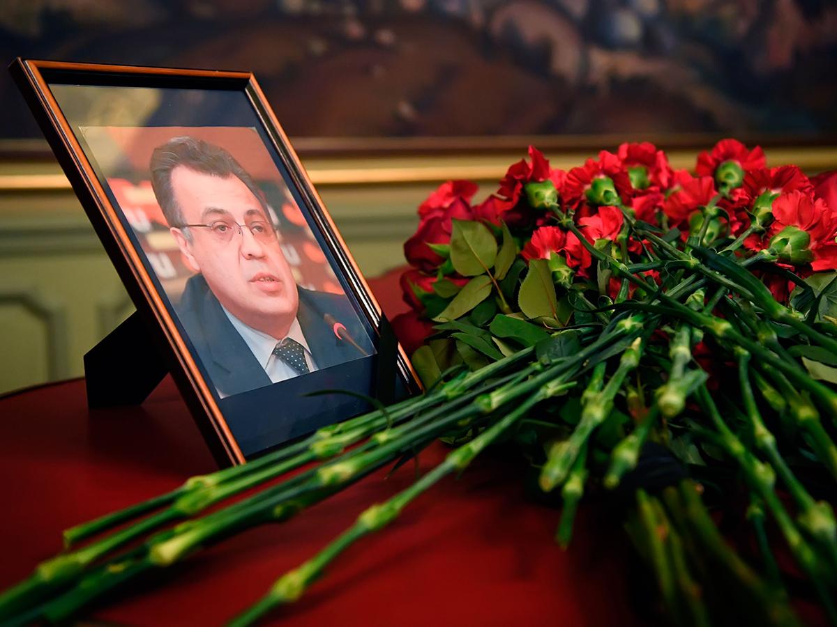 Убийство российского дипломата в Турции