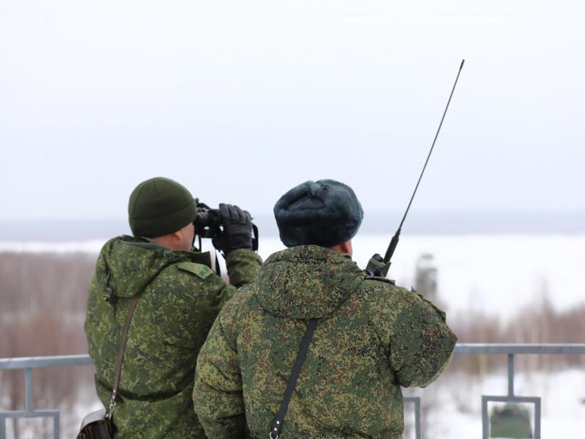 Россия ответила на действия ВСУ в Донбассе масштабными учениями ВДВ у границ Украины