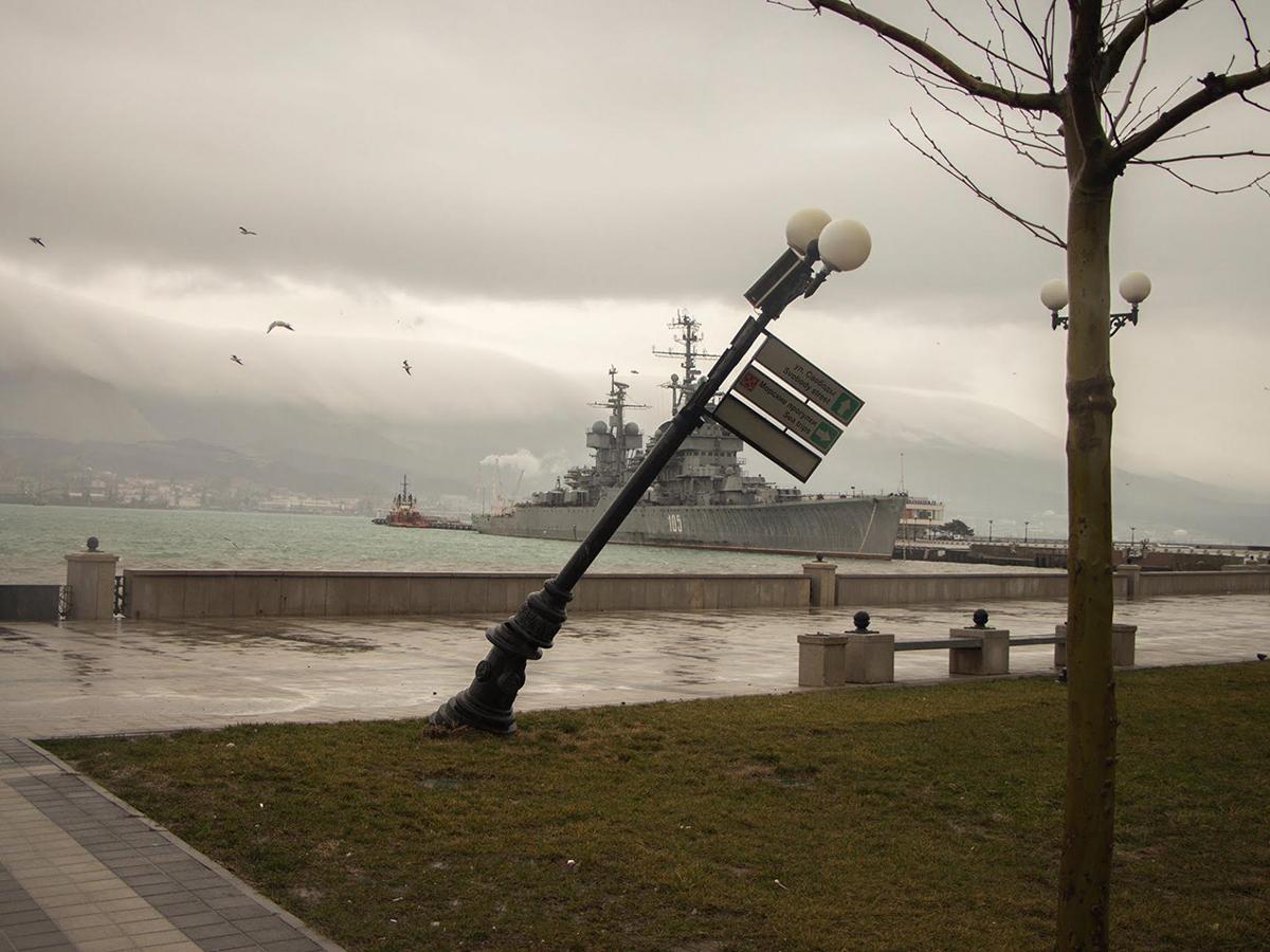 Ураган Новороссийск