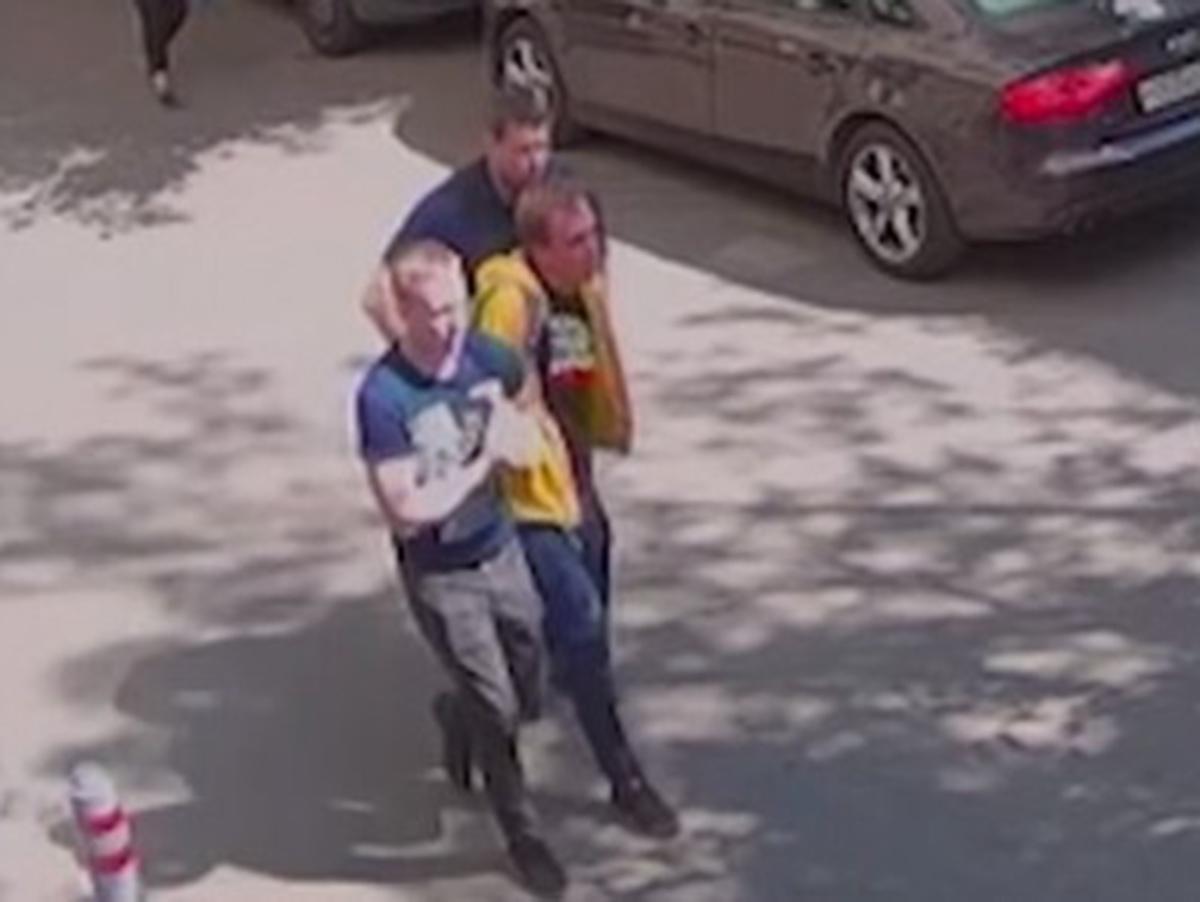 Задержание Ивана Голунова