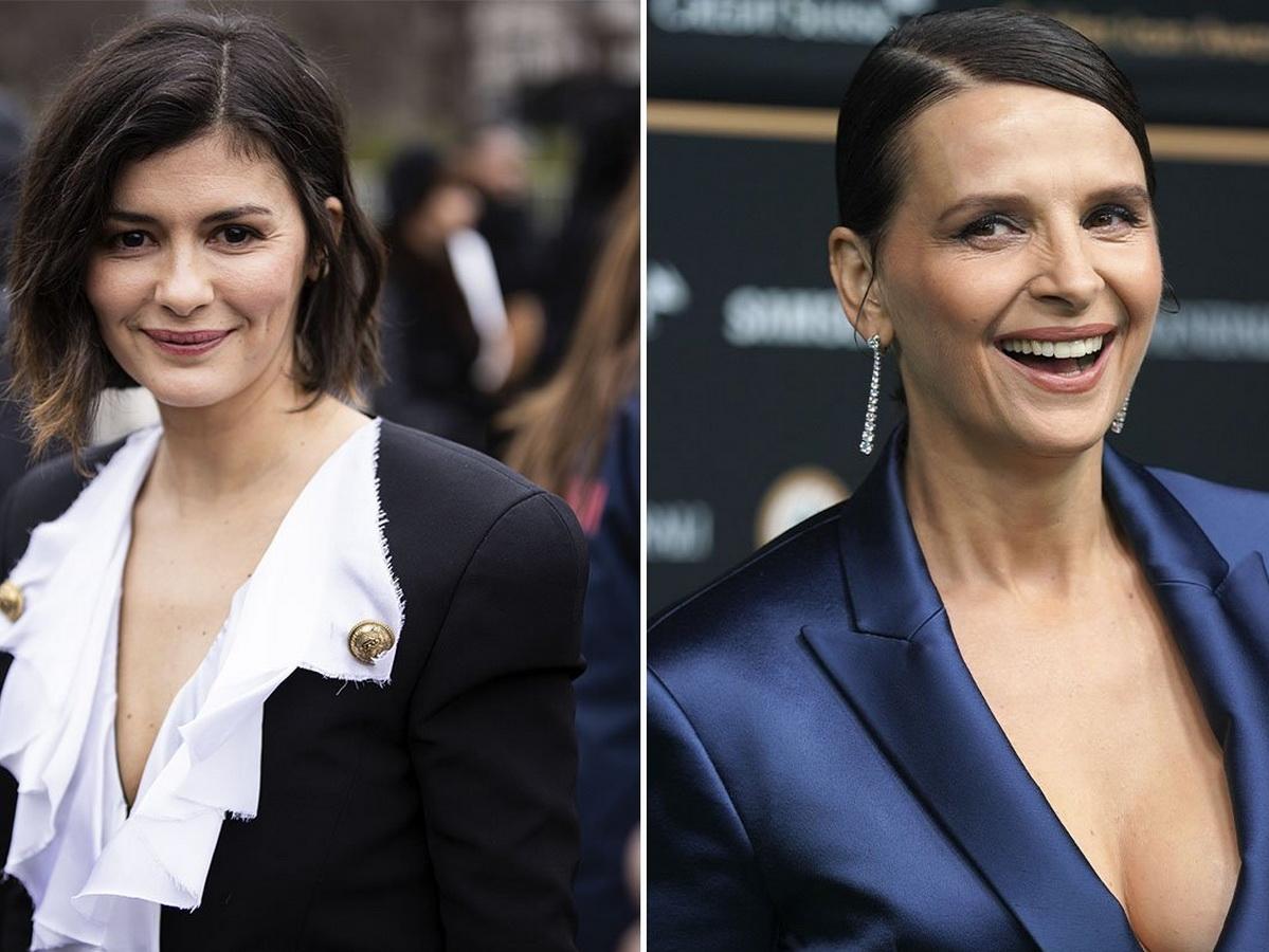 Актрисы Франции
