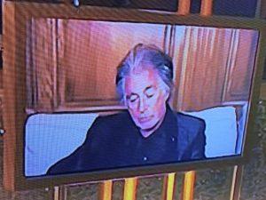 Аль Пачино уснул во время онлайн-церемонии вручения «Золотого глобуса»