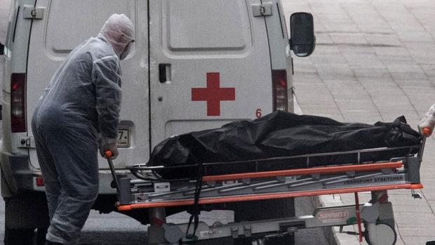 Росстат: в РФ умерло более 200 тысяч человек с коронавирусом