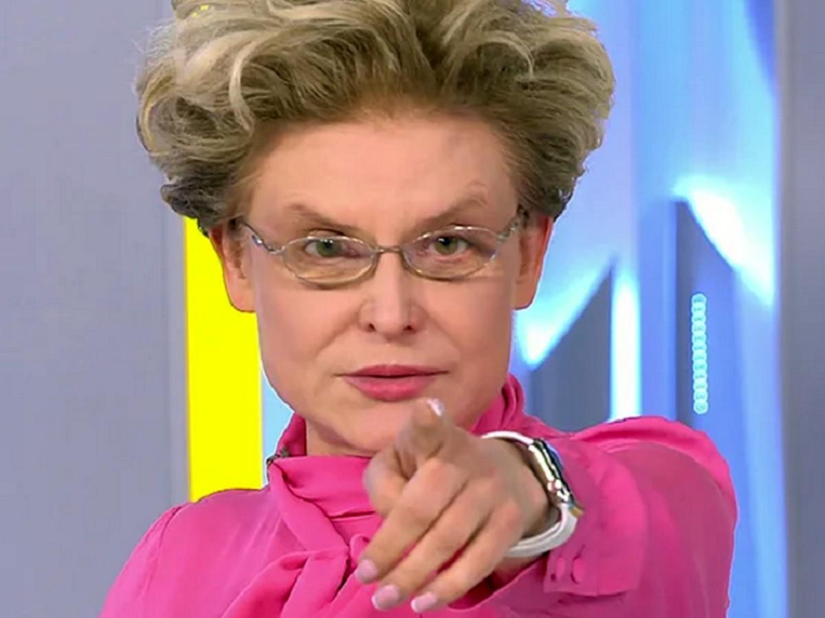 Телезрители обсуждают ошибку Елены Малышевой, не справившейся с глюкометром