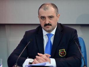 МОК не признал сына Лукашенко главой НОК Беларуси